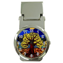 Tree Of Life Money Clip Watches