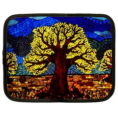 Tree Of Life Netbook Case (xl)