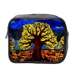 Tree Of Life Mini Toiletries Bag 2 Side by BangZart