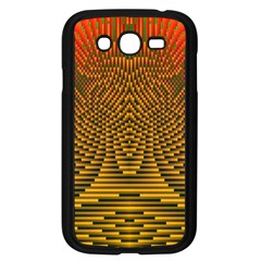 Fractal Pattern Samsung Galaxy Grand Duos I9082 Case (black)