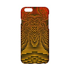 Fractal Pattern Apple Iphone 6/6s Hardshell Case by BangZart