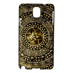 Gold Roman Shield Costume Samsung Galaxy Note 3 N9005 Hardshell Case