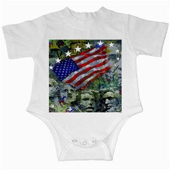 Usa United States Of America Images Independence Day Infant Creepers