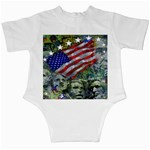 Usa United States Of America Images Independence Day Infant Creepers Back