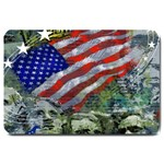Usa United States Of America Images Independence Day Large Doormat  30 x20 Door Mat - 1