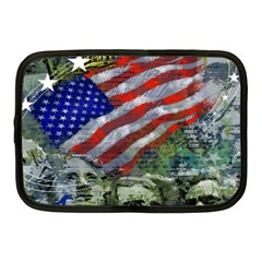 Usa United States Of America Images Independence Day Netbook Case (medium)