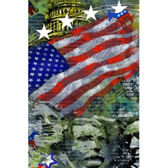 Usa United States Of America Images Independence Day 5 5  X 8 5  Notebooks by BangZart