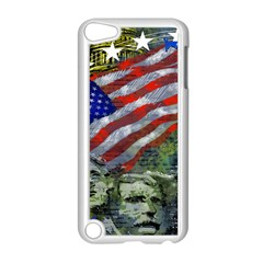 Usa United States Of America Images Independence Day Apple Ipod Touch 5 Case (white) by BangZart