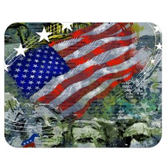 Usa United States Of America Images Independence Day Double Sided Flano Blanket (medium)