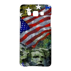 Usa United States Of America Images Independence Day Samsung Galaxy A5 Hardshell Case  by BangZart