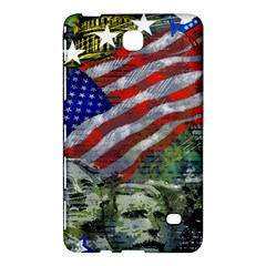 Usa United States Of America Images Independence Day Samsung Galaxy Tab 4 (8 ) Hardshell Case  by BangZart