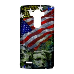 Usa United States Of America Images Independence Day Lg G4 Hardshell Case by BangZart