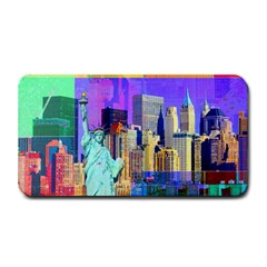 New York City The Statue Of Liberty Medium Bar Mats