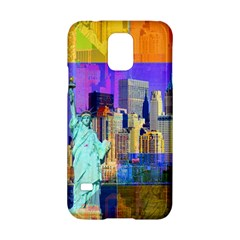 New York City The Statue Of Liberty Samsung Galaxy S5 Hardshell Case