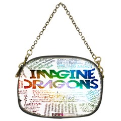 Imagine Dragons Quotes Chain Purses (two Sides)  by BangZart