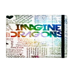 Imagine Dragons Quotes Apple Ipad Mini Flip Case by BangZart