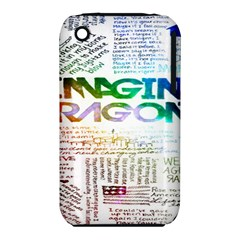 Imagine Dragons Quotes Iphone 3s/3gs by BangZart