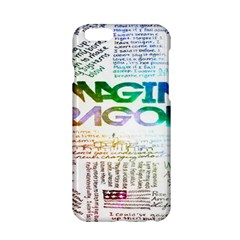 Imagine Dragons Quotes Apple Iphone 6/6s Hardshell Case by BangZart