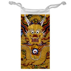 Chinese Dragon Pattern Jewelry Bag