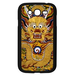 Chinese Dragon Pattern Samsung Galaxy Grand Duos I9082 Case (black)