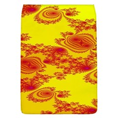 Floral Fractal Pattern Flap Covers (l)