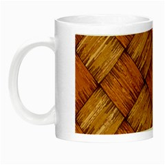 Vector Square Texture Pattern Night Luminous Mugs