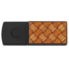 Vector Square Texture Pattern Rectangular Usb Flash Drive