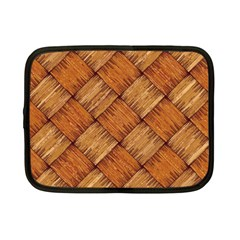 Vector Square Texture Pattern Netbook Case (small)