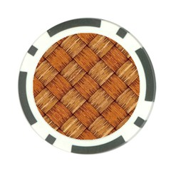 Vector Square Texture Pattern Poker Chip Card Guard (10 Pack)