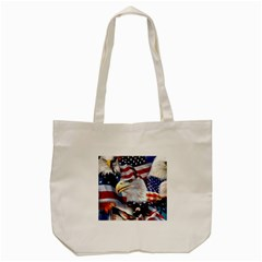 United States Of America Images Independence Day Tote Bag (cream)