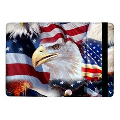 United States Of America Images Independence Day Samsung Galaxy Tab Pro 10 1  Flip Case by BangZart