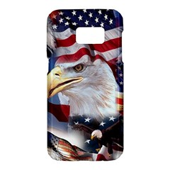 United States Of America Images Independence Day Samsung Galaxy S7 Hardshell Case