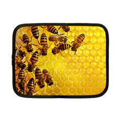 Honey Honeycomb Netbook Case (small)