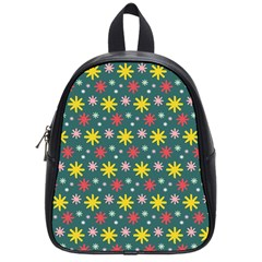 The Gift Wrap Patterns School Bags (small)