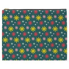 The Gift Wrap Patterns Cosmetic Bag (xxxl)