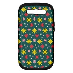 The Gift Wrap Patterns Samsung Galaxy S Iii Hardshell Case (pc+silicone)