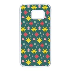The Gift Wrap Patterns Samsung Galaxy S7 White Seamless Case