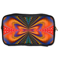 Casanova Abstract Art Colors Cool Druffix Flower Freaky Trippy Toiletries Bags 2 Side