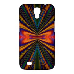 Casanova Abstract Art Colors Cool Druffix Flower Freaky Trippy Samsung Galaxy Mega 6 3  I9200 Hardshell Case
