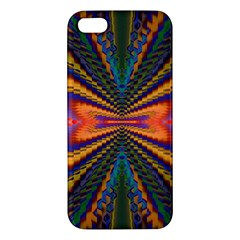 Casanova Abstract Art Colors Cool Druffix Flower Freaky Trippy Iphone 5s/ Se Premium Hardshell Case