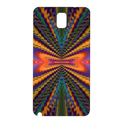 Casanova Abstract Art Colors Cool Druffix Flower Freaky Trippy Samsung Galaxy Note 3 N9005 Hardshell Back Case