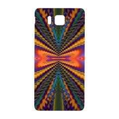 Casanova Abstract Art Colors Cool Druffix Flower Freaky Trippy Samsung Galaxy Alpha Hardshell Back Case