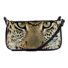 Leopard Face Shoulder Clutch Bags