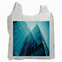 Glass Bulding Recycle Bag (one Side)