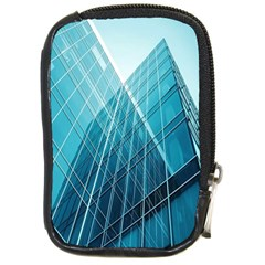 Glass Bulding Compact Camera Cases by BangZart