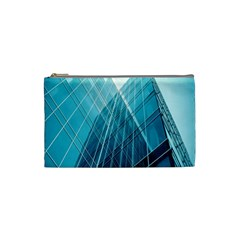 Glass Bulding Cosmetic Bag (small)
