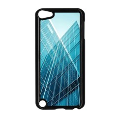 Glass Bulding Apple Ipod Touch 5 Case (black) by BangZart