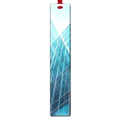 Glass Bulding Large Book Marks by BangZart