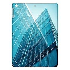 Glass Bulding Ipad Air Hardshell Cases by BangZart