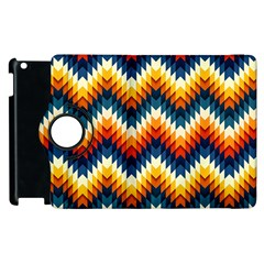 The Amazing Pattern Library Apple Ipad 3/4 Flip 360 Case by BangZart